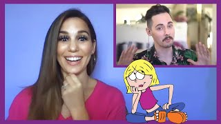 Lizzie McGuire Little Brother TELLS ALL & REACTS To Reboot!!