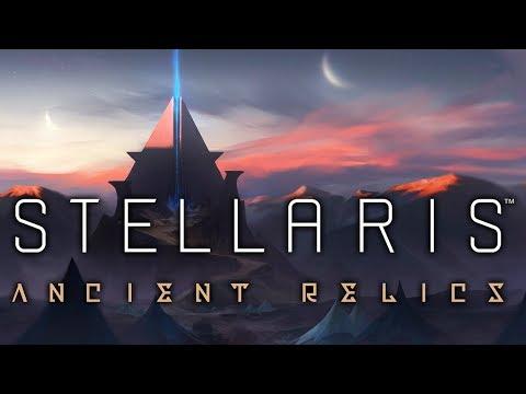 Stellaris: Ancient Relics - I Dig It