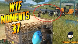 Rules Of Survival Funny Moments - WTF ROS EP.37