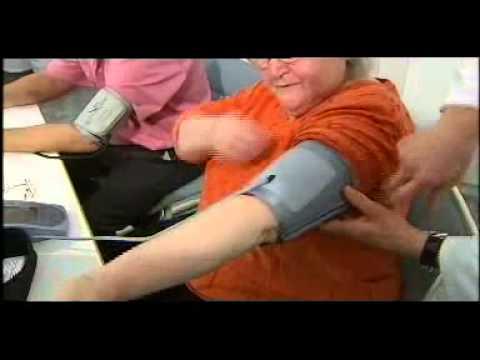Blutdruckmessgeräte-Test - Beitrag vom SWR3