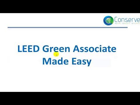 Beginners Guide to USGBC LEEDv4 Green Associate Exam | LEED ...