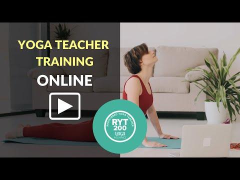 Online Yoga Teacher Training by Siddhi Yoga - YouTube