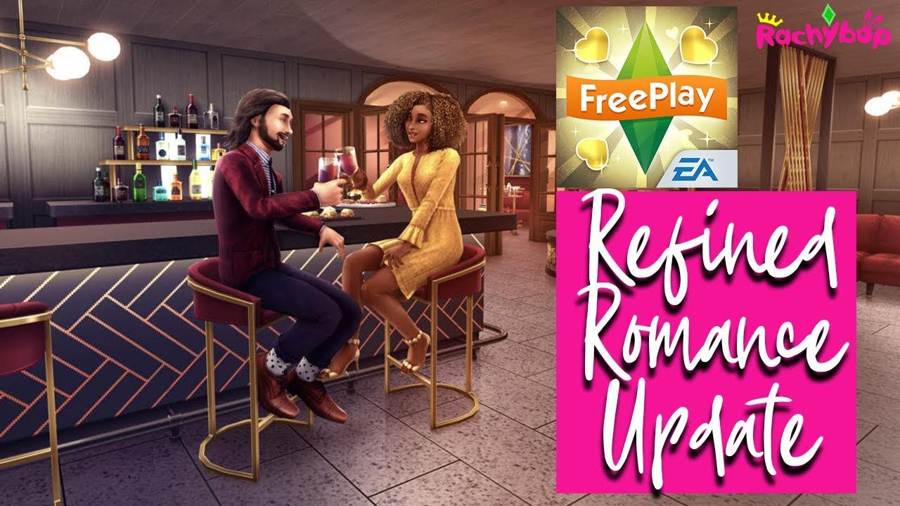 The Sims Freeplay Refined Romance Update [Early Access]