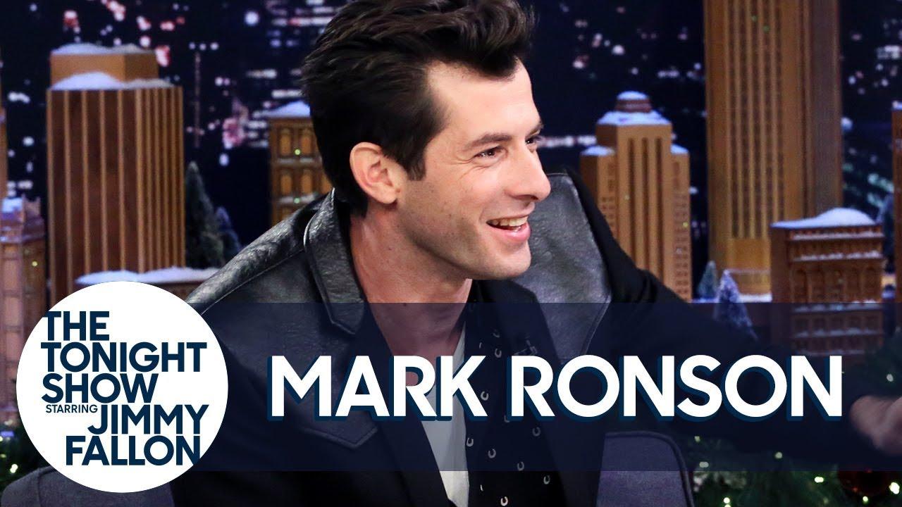 Mark Ronson Does an Impression of Adam Sandler Singing Lady Gaga thumbnail