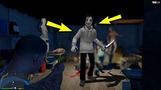 Я нашёл дом Серийного Убийцы в GTA 5...  Вы Будете В ШОКЕ...😱
