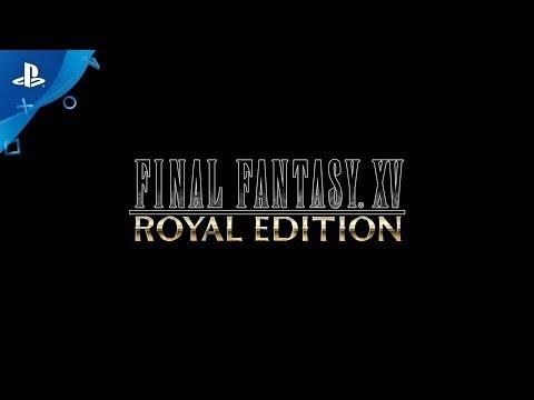 Final Fantasy XV #Royal Edition