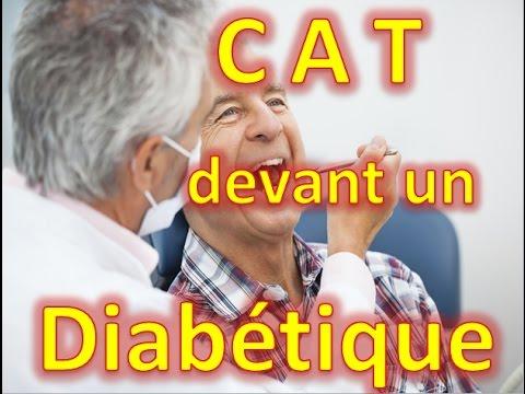 Test sanguin cmd pour le sucre