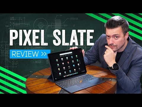 Google Pixel Slate Review: The Future Of Tablets (Isn't Here Yet)