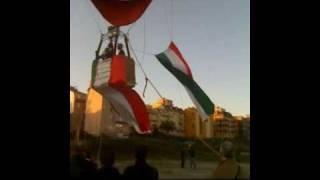preview picture of video 'Il Tricolore spicca il volo a Canicattì'