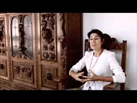 Margarita Ruyra. Responsable de Patrocinios y Mecenazgo INAEM