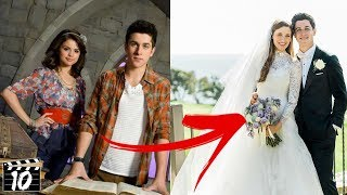 Top 10 Disney Stars You Didn't Know Were Married
