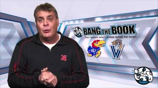 Kansas vs Villanova March Madness Pick, Odds & Prediction