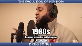 Evolution of Hip Hop Drug Songs