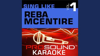 Till Love Comes Again (Karaoke Instrumental Track) (In the Style of Reba McEntire)