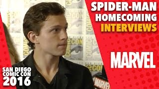 Spider-Man: Homecoming from Hall H at San Diego Comic-Con 2016