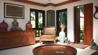 Baan Bua | Magnificent 4 Bedroom Pool Villa For Rent Surrounded by Woods in Nai Harn