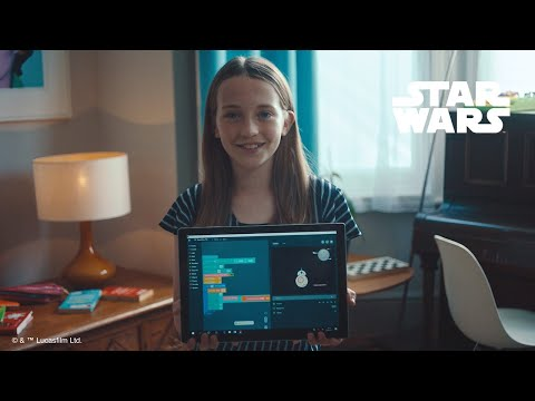 Abi Explores the Galaxy, with Kano's Star Wars The Force™ Coding Kit 🌌