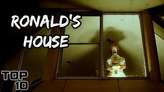 Top 10 Scary Fast Food Stories