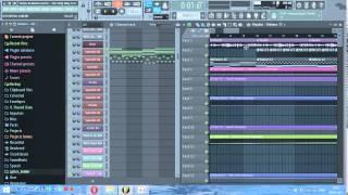 Tiesto & Martin Garrix - The Only Way Is Up (FULL FL Studio Remake + FREE FLP)