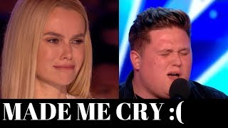 """Top 5 """"DO NOT Cry?"""" MOST EMOTIONAL AUDITIONS!"""