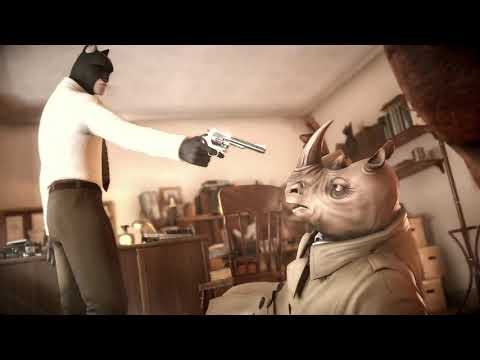 Видео № 1 из игры Blacksad: Under The Skin - Limited Edition [PS4]