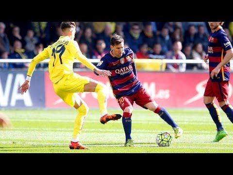 Lionel Messi ● 10 Messimerizing Passing Skills ► 2015/2016   HD  