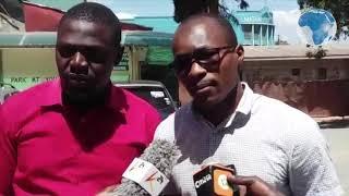 KMPDU, South Rift Treasurer Manani says sacked Laikipia doctors are