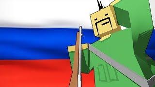 Россия! Я ВЕРНУЛСЯ - 1 - Unturned (выживание Russia)