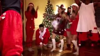 Ariana Grande - Santa Tell Me [outtakes]