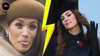 Meghan i Kate nie lubią się - rozłam w rodzinie królewskiej???