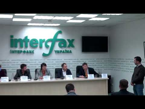 Interfax-Ukraine to host press conference 'Law 466-IX: Production of Lubricants in Ukraine under Threat of Suspension, Dissolution'