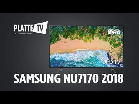 SAMSUNG NU7170 UHD TV - PlatteTV