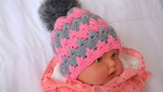 How To Crochet A Pretty Winter Hat - DIY Style Tutorial - Guidecentral