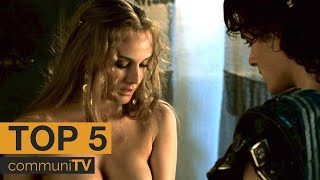 TOP 5: Greek Mythology Movies [modern]