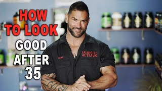 Look Younger For Men : If you're over 35 it's about to get good!