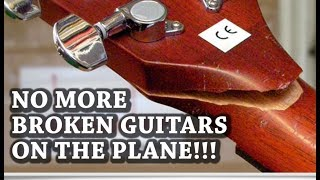 Guitars on the Plane - My Solution