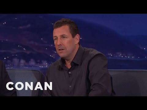 Adam Sandler's Dad Was Very Open About His Sex Life  - CONAN on TBS