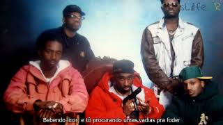 2Pac -  Str8 Ballin' (Legendado)