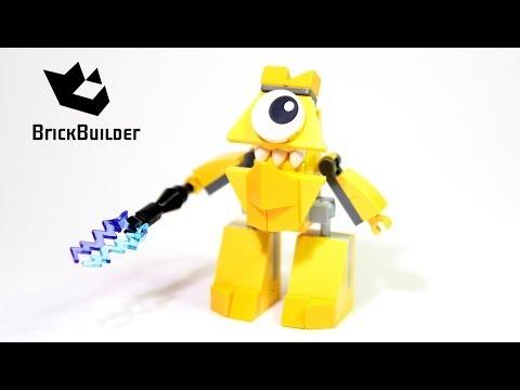 Vidéo LEGO Mixels 41506 : Teslo