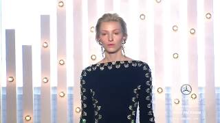 JENNY PACKHAM New York Fashion Week Fall Winter 2014 2015 By Fashion Channel