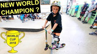 INSANE 6 YEAR OLD PRO SCOOTER KID!