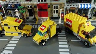 LEGO City Show Truck 10156.