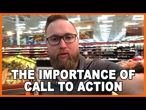 The Importance of The Call To Action (CTA) In Video Marketing
