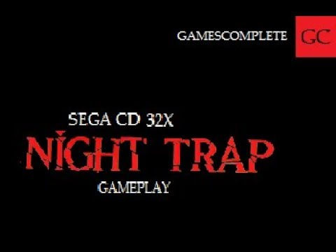 Download Night Trap Sega Cd 32x Full Playthrough Video 3GP