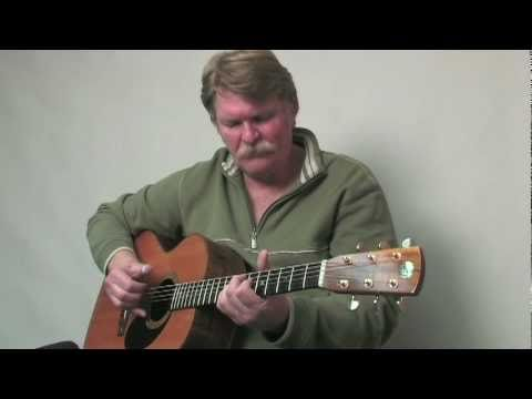 "Bruce Huss plays ""Got New Shoes"""