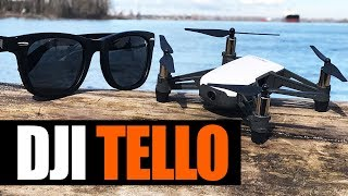 DJI TELLO - OFFICIAL RELEASE - DJI's Smallest Drone