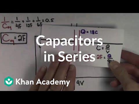 Capacitors in Series - Expii