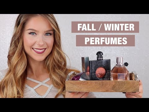 Favorite Fall/Winter Perfumes For Women (2017)