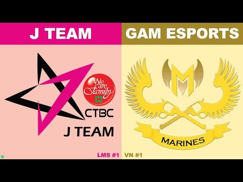 JT vs GAM - Worlds 2019 Group Stage Day 3 - J Team vs GAM Esports