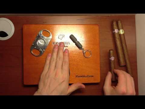 Il sigaro: accessori per il taglio.